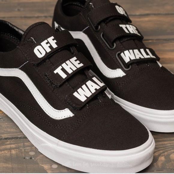 velcro vans off the wall \u003e Clearance shop